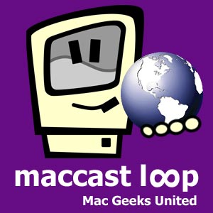 Maccast Loop Beta Logo